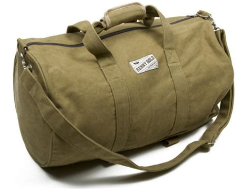 benny gold rugged canvas duffle bag freshness mag