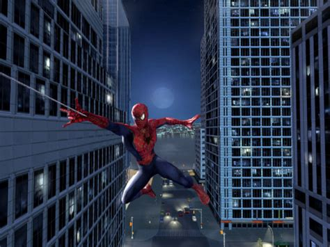 spiderman web swing game aicn games monki swings into activision to play spider