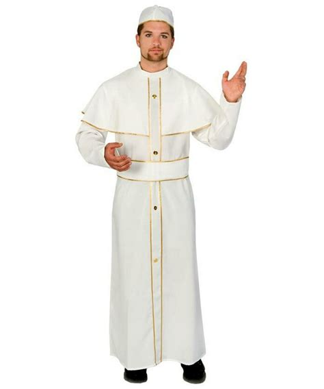 pope costume holy pope costume pope costumes