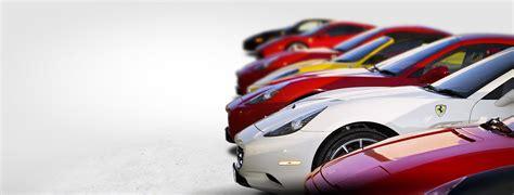 Maranello Italy Ferrari Classiche Department Restoration And Certification