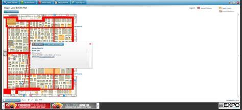 Colorado Convention Center Floor Plan by Infographic Cedia Expo Adrian Steel