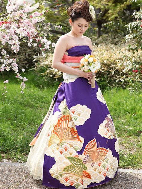 Wedding Kimono by Kimono Wedding Dress Is A Stunning And Easy Diy For