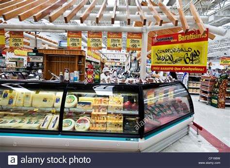 deli section view of massive selection on display in deli section of