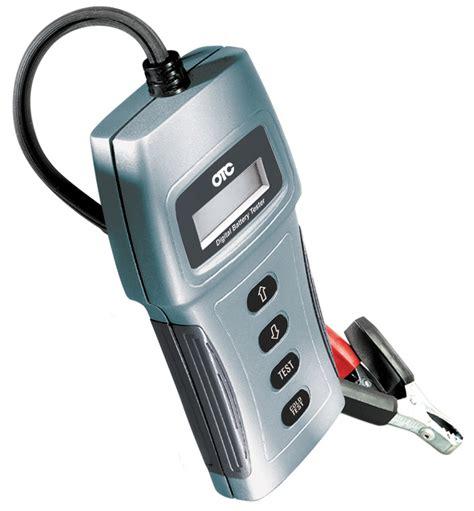 digital battery digital battery tester otc tools