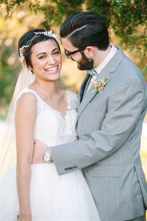 Hochzeitsfrisur Pixie Cut by 101 Hochzeitsideen F 252 R Brautfrisuren Mit Schleier Weil