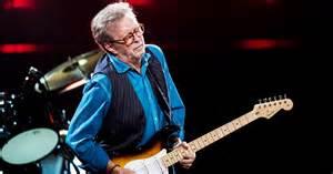 Eric Clapton Eric Clapton Plots 2017 American Tour Dates Rolling