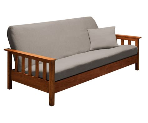 Cover For Futon by Cadet Grey Solid Indoor Outdoor Futon Cover The Futon Shop