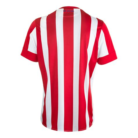 Stoke City Home 1516 Official yoursoccernews 187 stoke city home and away shirts for 2015 16 season unveiled official photos