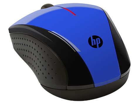 Mouse Hp hp x3000 cobalt blue wireless mouse hp 174 official store