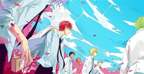 wallpaper anime kuroko no basket kuroko no basket computer wallpapers desktop backgrounds