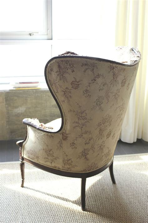chic armchair shabby chic wing chair victorian french vintage wingback