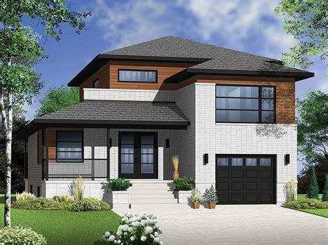 narrow lot modern house plans modern narrow lot house plans narrow lot modern house