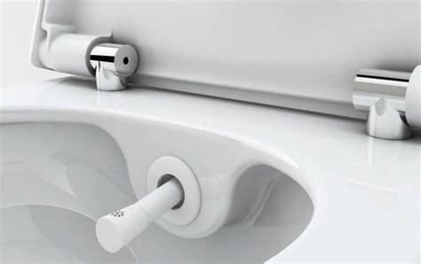 dusch wc ohne stromanschluss ohne pipapo wc mit integrierter bidet funktion als