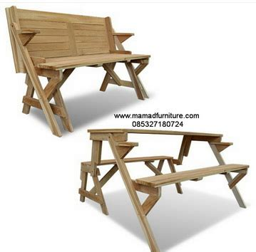 Kursi Lipat Termurah kursi cafe model lipat mamad furniture jepara