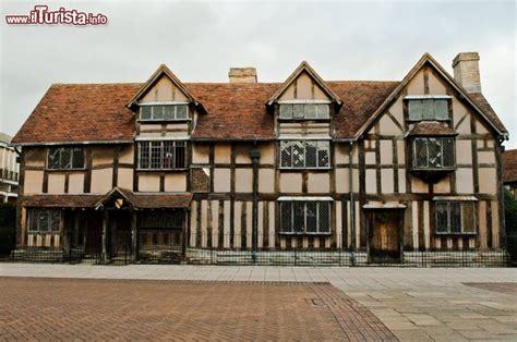 casa di shakespeare casa natale di shakespeare a stratford upon avon