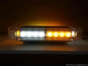 Led Snow Plow Lights 14 Quot Led Mini Light Bar Emergency Warning Light