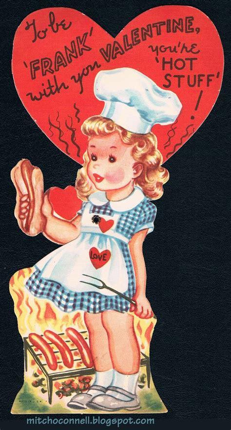rude valentines 80 racism and rude vintage valentines card