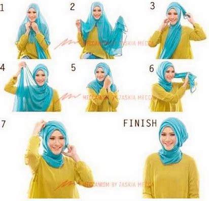 tutorial hijab simple kantor foto tutorial hijab modern kantor simple kumpulan contoh