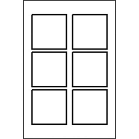 10 up label template templates kraft square label 6 up 10 sh avery