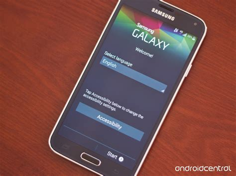 android samsung galaxy s5 galaxy s5 help how to set up your new gs5 android central