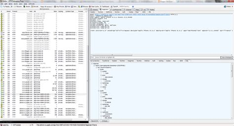 format html pretty inspect traffic from your iphone macgyver development