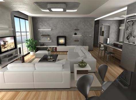 How To Design My Kitchen 3d interior rendering private apartment 3d architectural