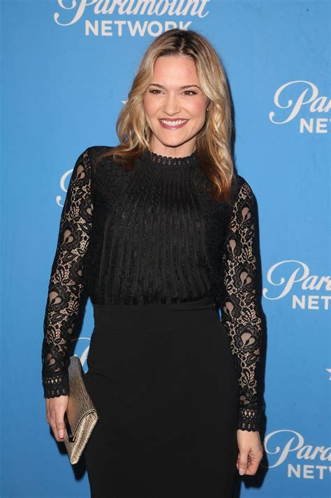 victoria pratt  paramount network launch party  sunset tower  los angeles