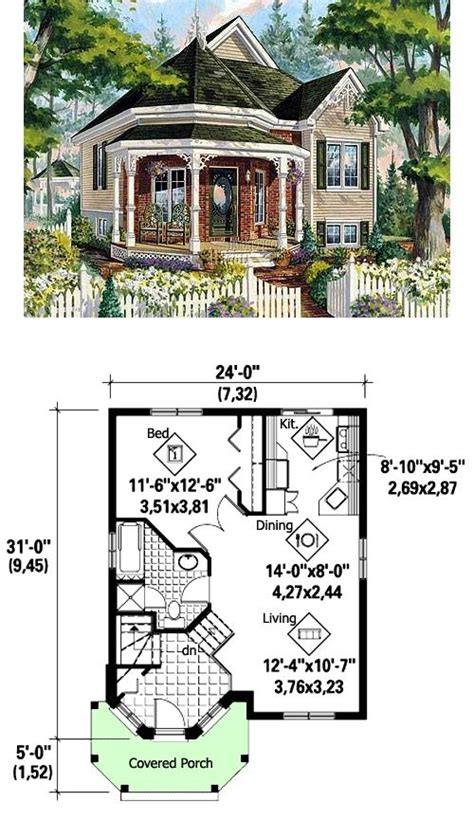 small victorian cottage plans plan 80707pm victorian cottage home plan cottage home