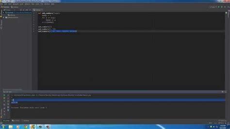 python tutorial youtube bucky python programming tutorial 17 flexible number of