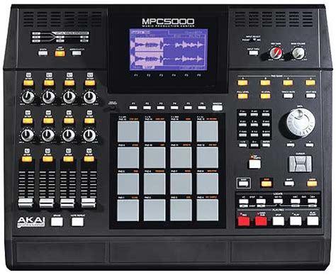 mpc workflow akai mpc5000 legendary mpc feel and workflow with a