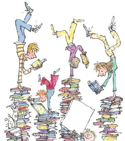 libro illustrating childrens books illustration by quentin blake orange marmalade