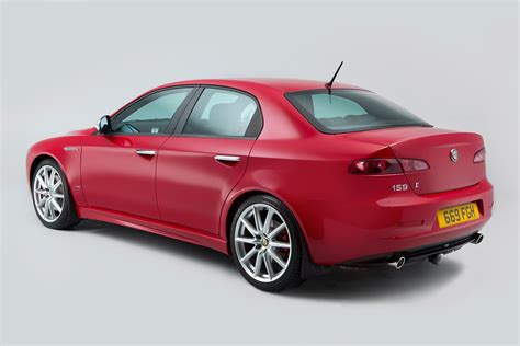 Used Alfa Romeo by Used Alfa Romeo 159 Review Pictures Auto Express