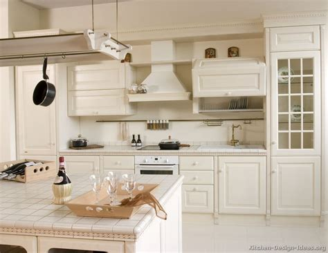 white kitchen cabinets countertop ideas kitchen cabinets traditional white 135 s32513560x2 wood island tile countertops