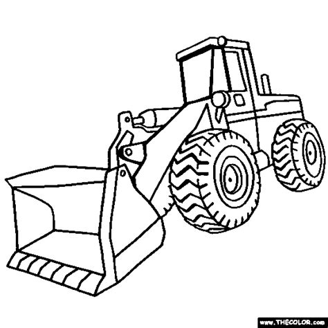 coloring book pages construction vehicles trucks online coloring pages page 1