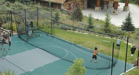 batting cages for backyard home batting cages backyard hitting tunnels batting