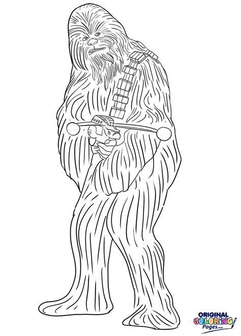 mocospace color code chewbacca coloring pages chewbacca wars printable