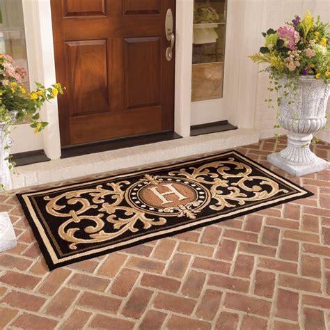 front door entry rugs starlitstudio frontgate giveaway