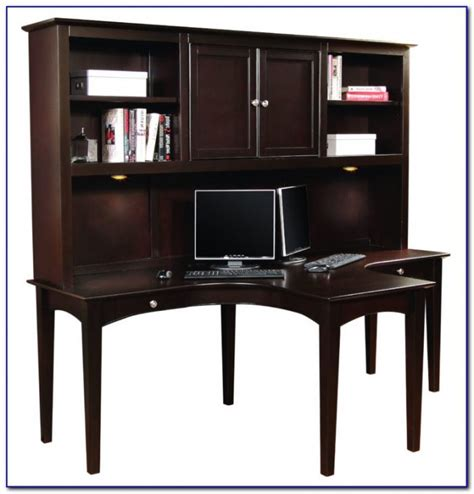 t shaped desk with hutch l shaped desk with hutch ikea desk home design ideas
