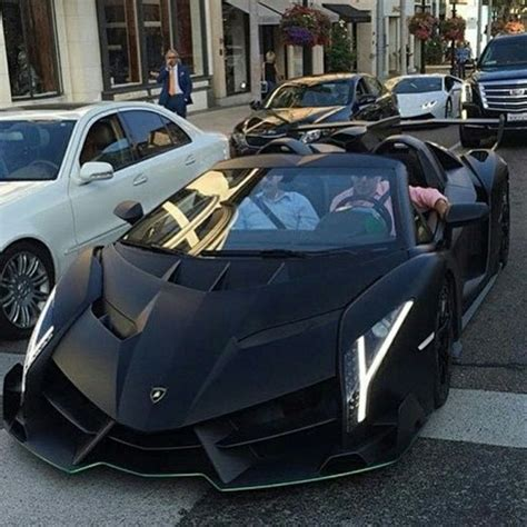 Lamborghini Expensive Car by Lamborghini Veneno Roadster Is The Most Expensive New