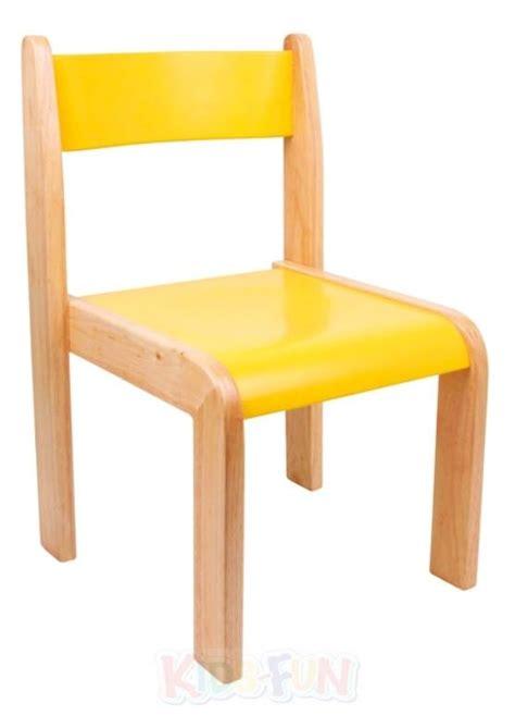 stuhl kinder kinder holz stuhl bunt rot gelb gr 252 n blau holzstuhl