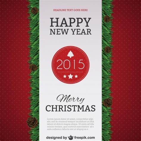 new year 2015 poster free happy new year 2015 poster template vector free