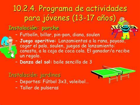programas interesantes para sociedad de jovenes programas interesantes para sociedad de jovenes