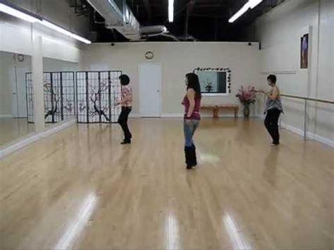 rock da boat rock da boat line dance dance teach youtube