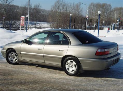 opel omega 2002 used 2002 opel omega photos 3 2 gasoline fr or rr