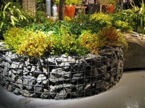gabion planter box gabions