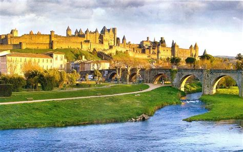 Southwestern Houses visiting 10 most beautiful villages in france living