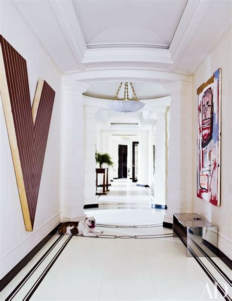 working with white walls 6 ideas from bold bedrooms of las 25 mejores ideas sobre architectural digest en
