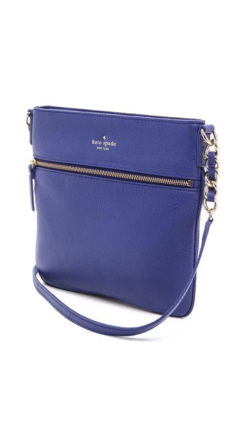 Kate Spade Helen Shoulder Bag by Kate Spade Cobble Hill Shoulder Bag Black In Blue