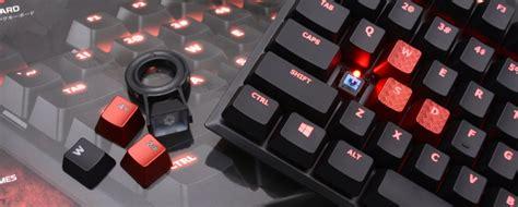 Hyperx Alloy Fps Gaming Keyboard Blue Switch Garansi 2 Tahun kingston hyperx alloy fps mechanical gaming keyboard review techspot