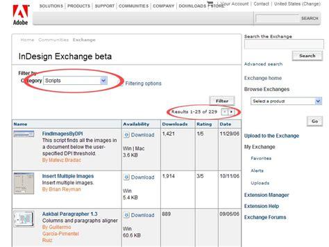indesign jsx tutorial automatisierung viele mehrseitige pdf platzieren durch
